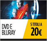 Dvd e BluRay 5x20€