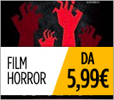 Cinema Horror da 5,99€