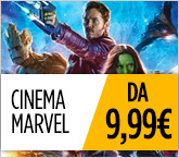 Cinema Marvel da 9,90€
