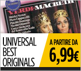 Universal Best Originals da 6.99€