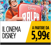 Il Cinema Disney da 5,99€