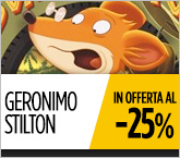 Geronimo Stilton -25%
