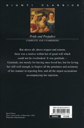 in linea Pride and prejudice epub pdf