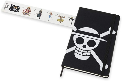 Taccuino Moleskine a righe Large One Piece Flag