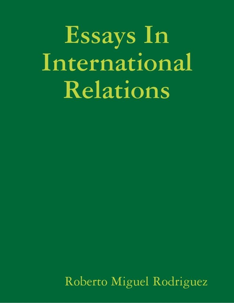 International Relations about essays