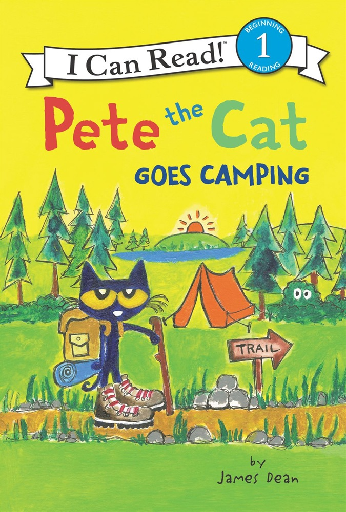 Pete the cat goes camping Scaricare EPUB Ora