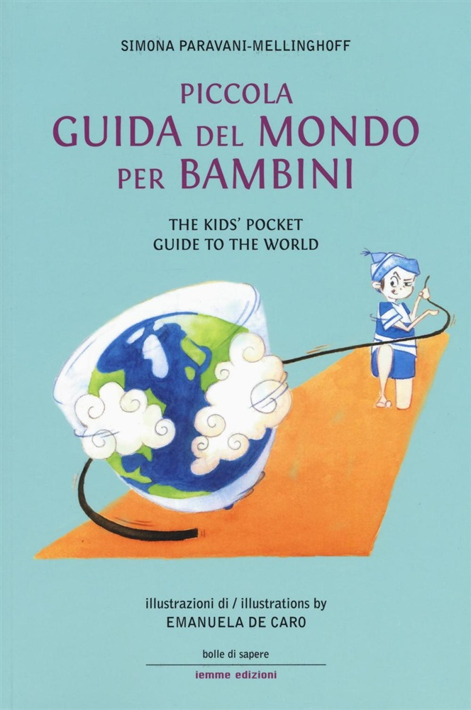 scaricare Piccola guida del mondo per bambini­The kid's pocket guide to the world pdf, epub