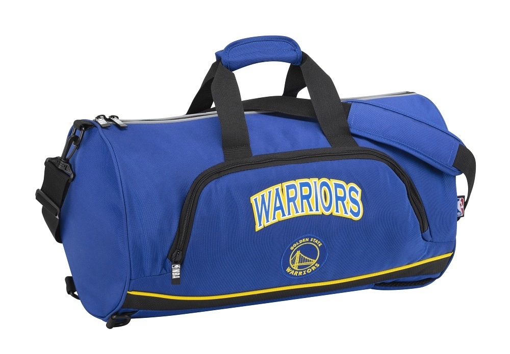 Borsa Sport NBA Golden State Warriors. Azzurro