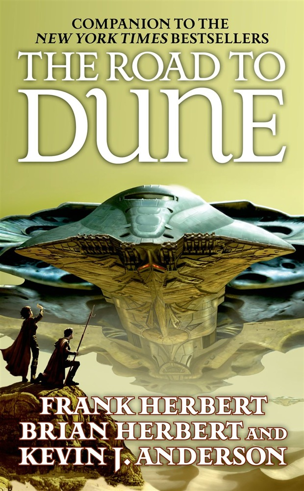Scarica The road to dune PDF