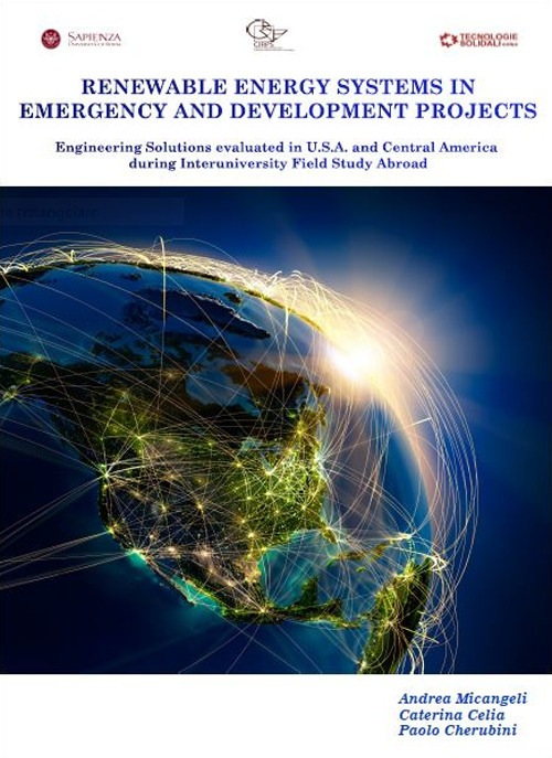 scarica o leggi Renewable energy systems in emergency and development projects. Engineering solutions evaluated in Central America during interuniversity field study abroad pdf