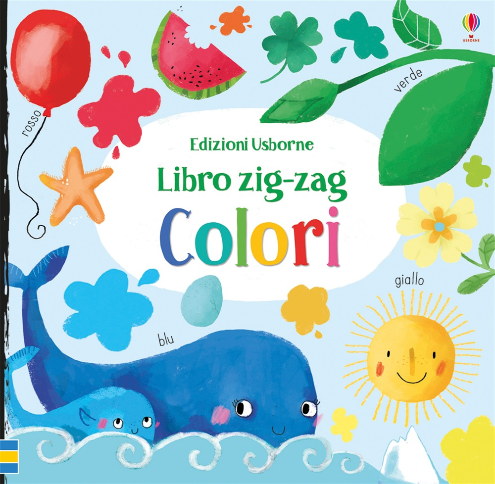 Scarica Fold-out books colours PDF Gratuito