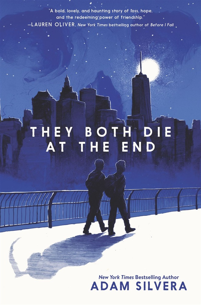 Scarica They both die at the end PDF
