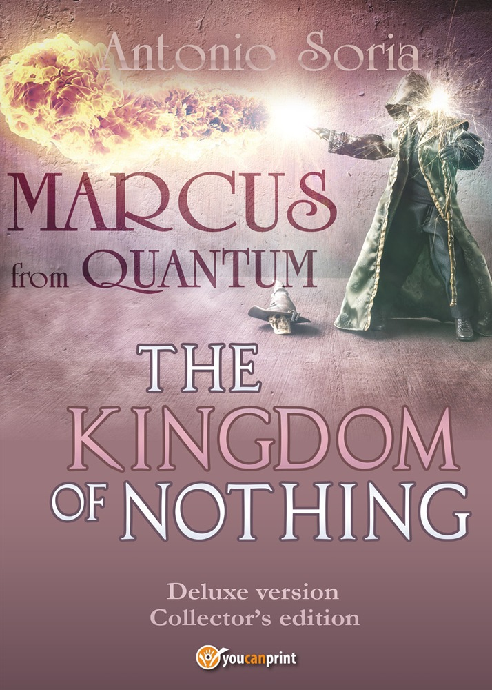 scaricare Marcus from Quantum. «The Kingdom of Nothing». Deluxe edition. Collector's edition epub, pdf