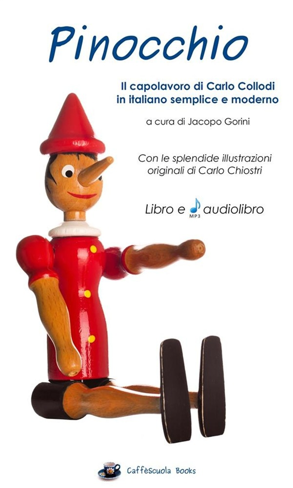 Pinocchio - libro e audiolibro Download Gratuito Di Epub