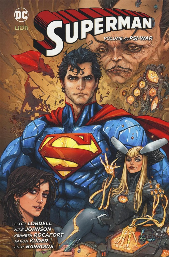 scarica o leggi Psi-war. Superman. Vol. 4 epub pdf