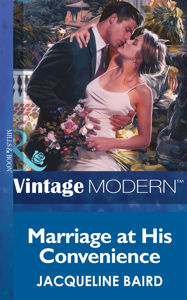 Ebook Marriage At His Convenience Mills Amp Boon border=