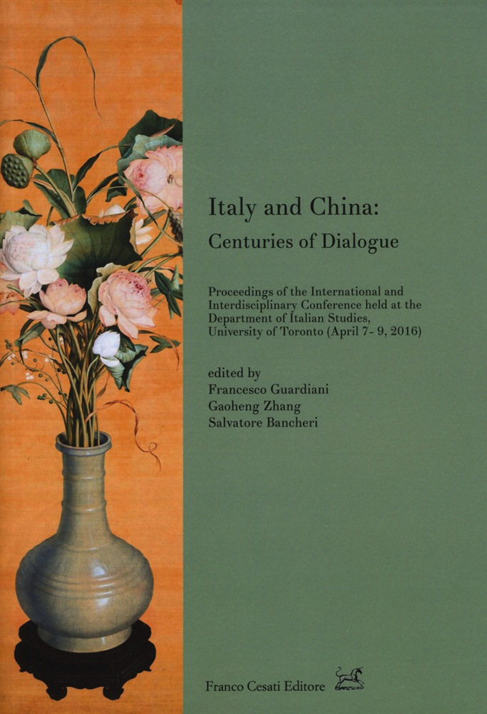 leggere in linea Italy and China: centuries of dialogue pdf, epub