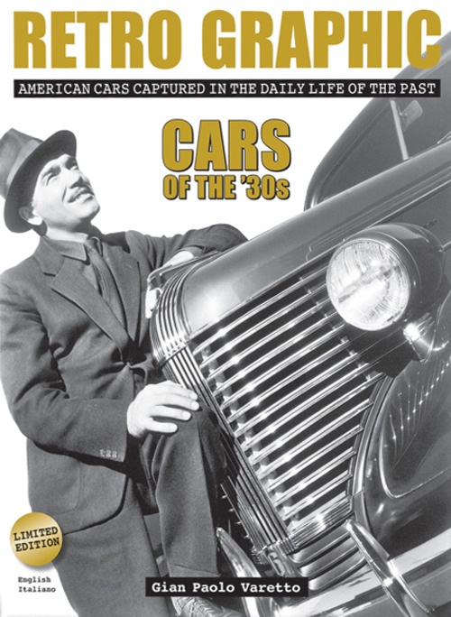 leggere in linea Retro graphic. American cars captured in the daily life of the past. Cars of the '30s. Ediz. illustrata epub, pdf