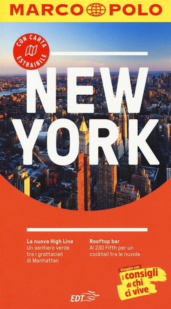 New york. con cartina Download Gratuito Di Epub