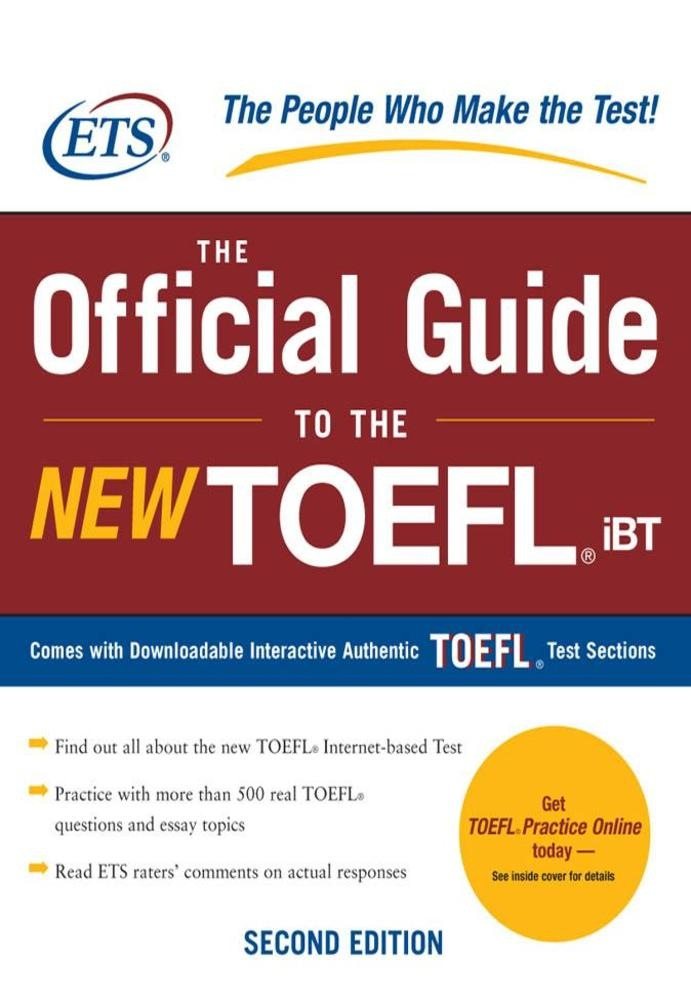 OFFICIAL GUIDE TO THE TOEFL IBT EPUB DOWNLOAD