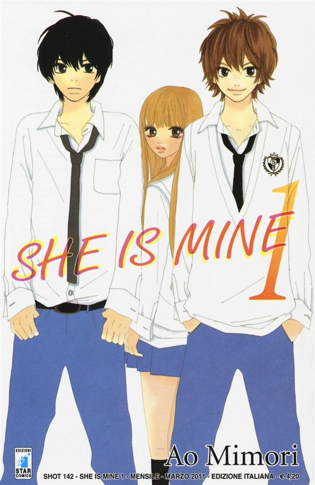 scarica o leggi She is mine. Vol. 1 epub, pdf