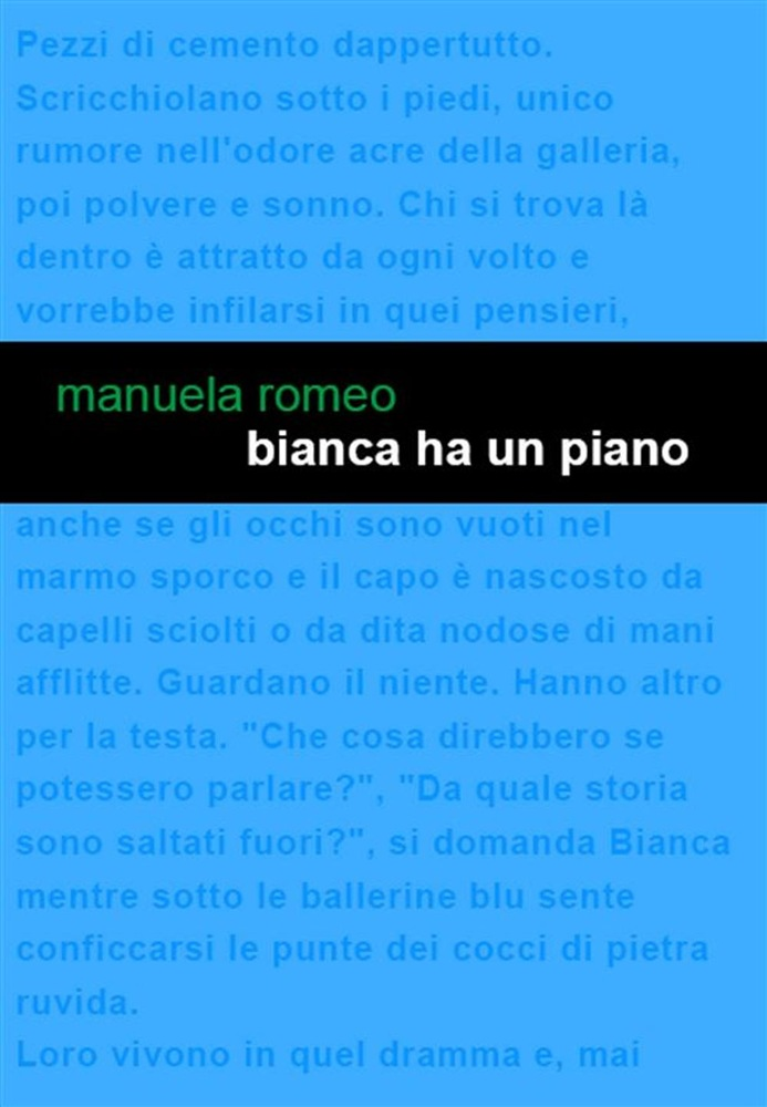 in linea Bianca ha un piano pdf, epub