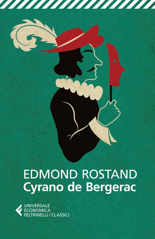 a review of edmond rostands book cyrano de bergerac Edmond eugène alexis rostand (1868-1918) was a french poet and dramatist he is associated with neo-romanticism, and is best known for his play cyrano de bergerac  rostand's romantic plays contrasted with the naturalistic theater popular during the late nineteenth century.