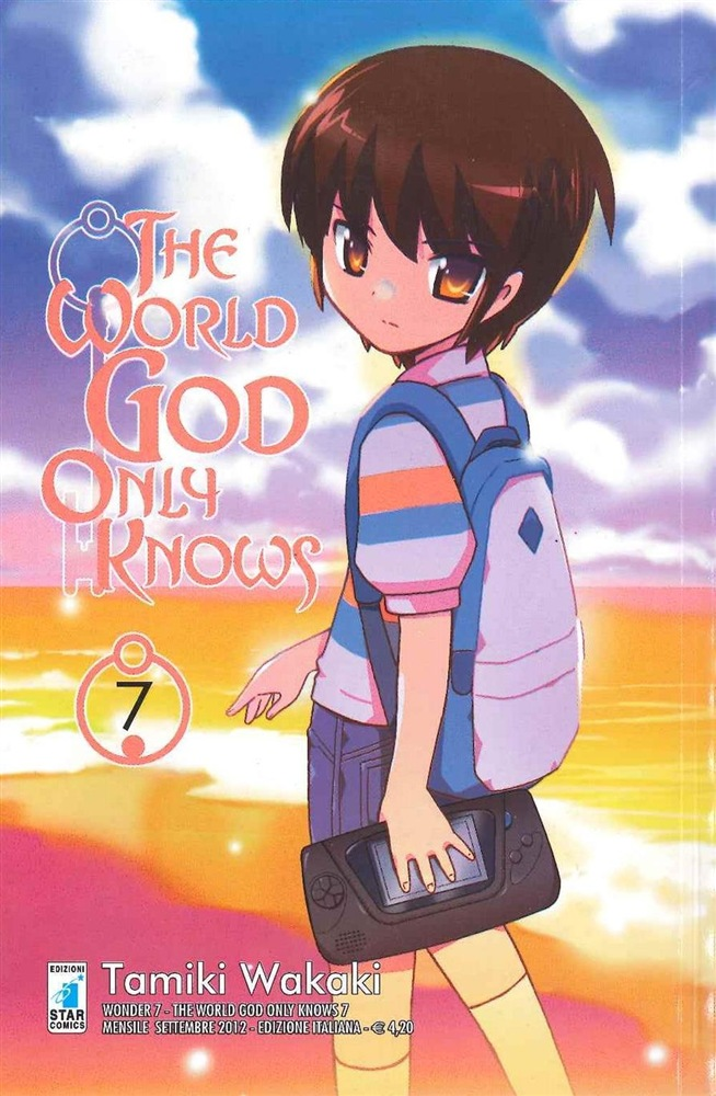 in linea The world god only knows Vol. 7 pdf, epub