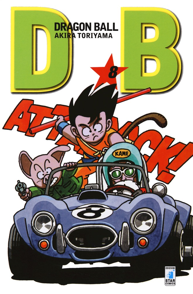 Dragon ball. evergreen edition vol. 8 Download Gratuito Di PDF