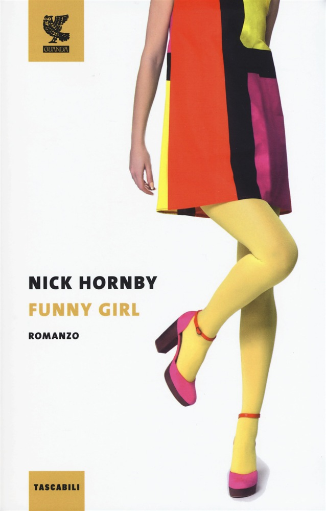 NICK HORNBY:FUNNY GIRL
