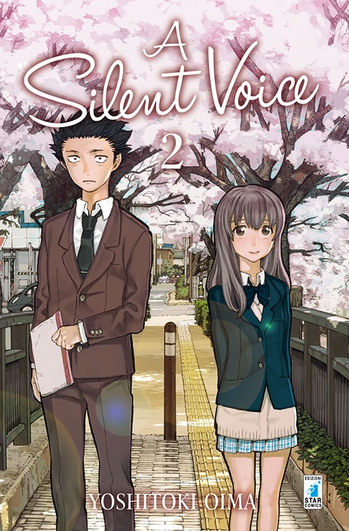 scaricare in linea A silent voice Vol. 2 pdf, epub