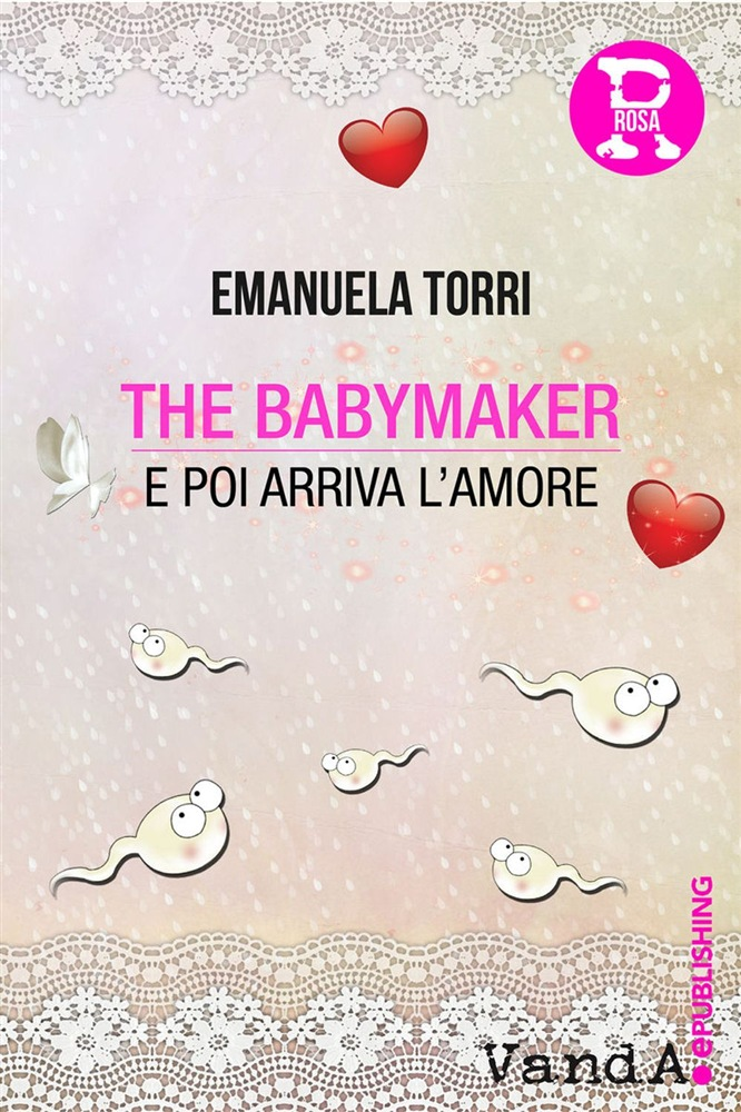 scaricare in linea The babymaker pdf ebook