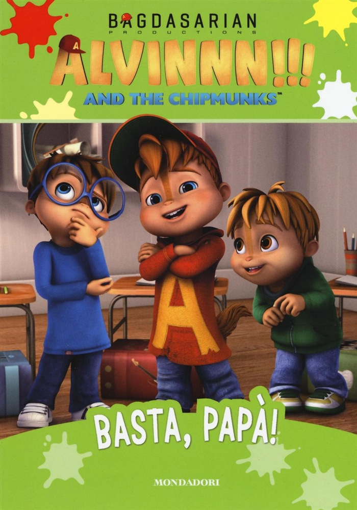 Alvin And the Chipmunks. Storybook. Vol. 1