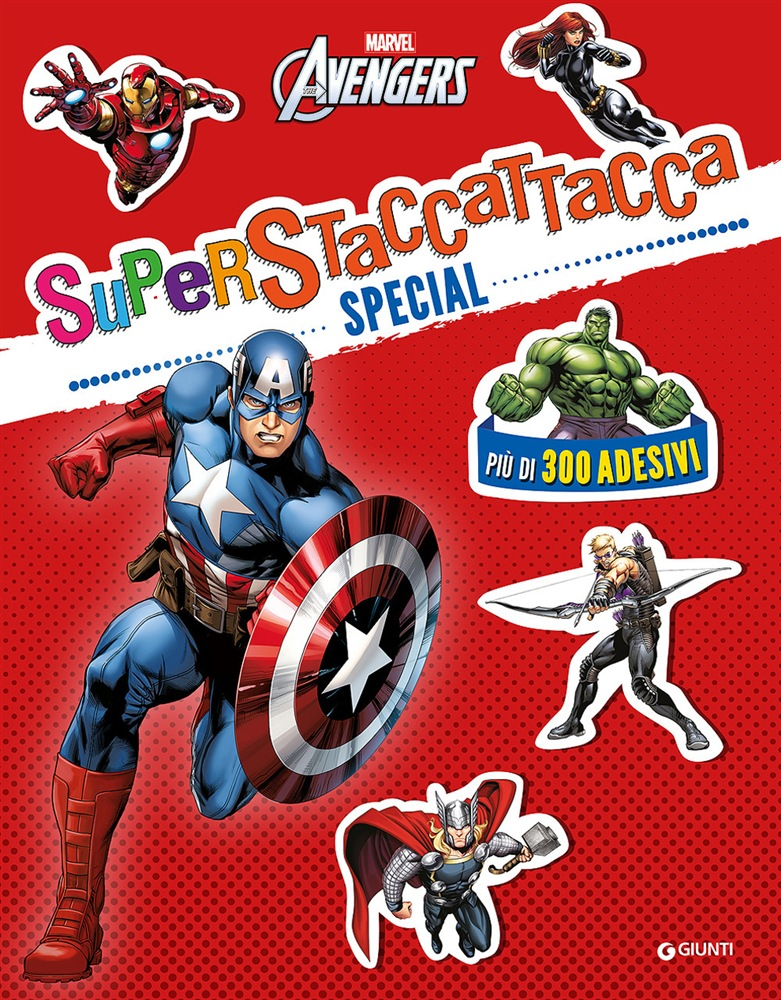 scaricare Marvel Avengers. Superstaccattacca special pdf epub