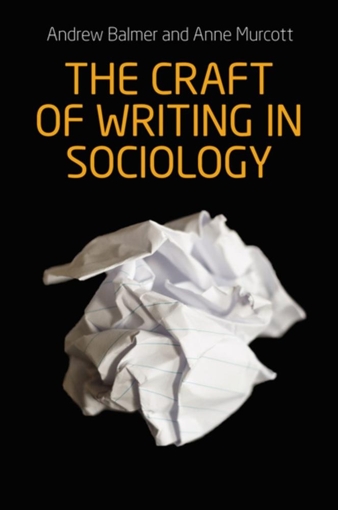 writing in sociology An analysis of the published literature on the use of writing in teaching sociology  suggests that one of the missing elements is a systematic view of how writing.