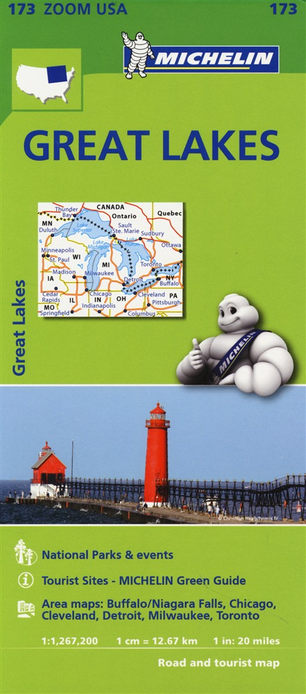 scaricare Great lakes 1:1.267.200 pdf, epub ebook
