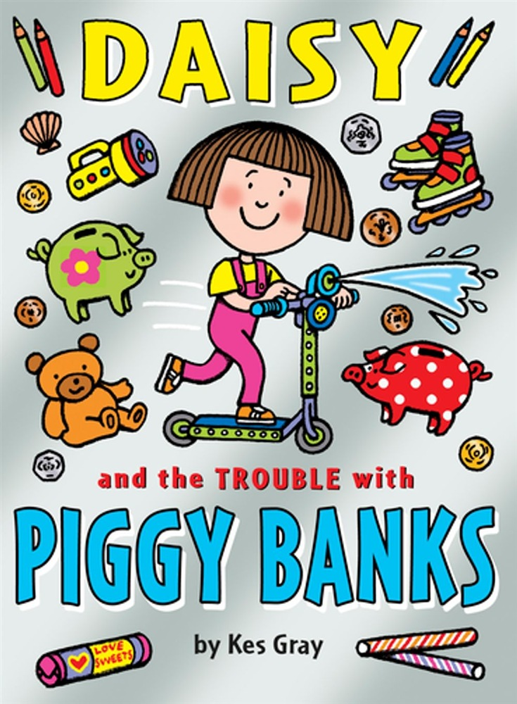 Scarica PDF Gratis Daisy and the trouble with piggy banks