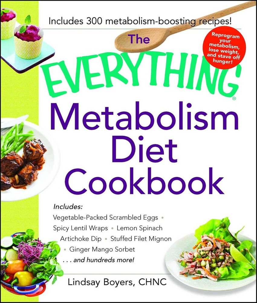 Scarica The everything metabolism diet cookbook PDF