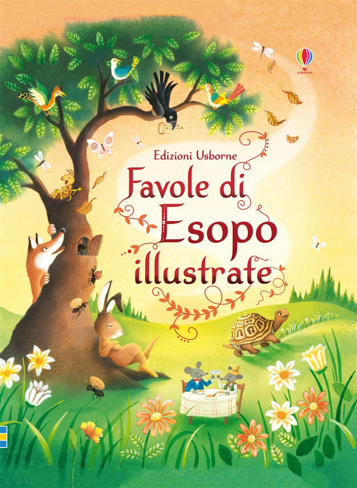 libro favole di esopo illustrate di s davidson