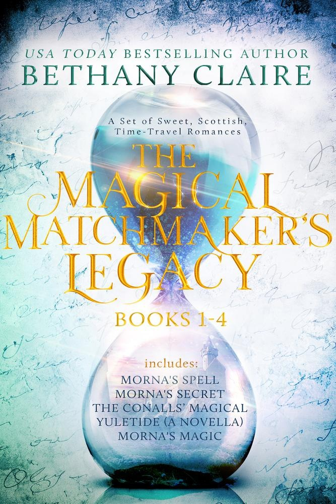 The magical matchmaker's legacy books 1-4 Download PDF
