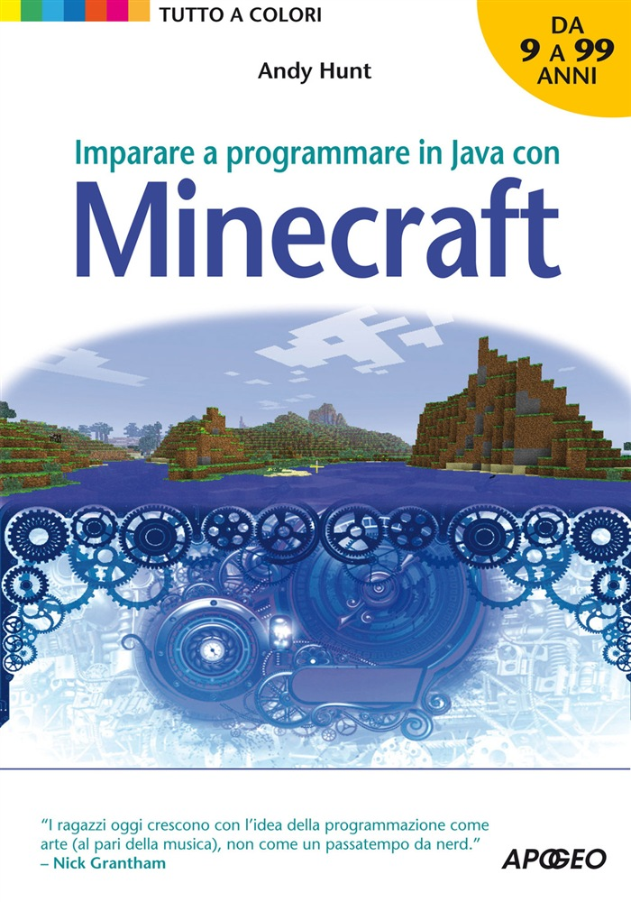leggere in linea Imparare a programmare in Java con Minecraft pdf, epub ebook