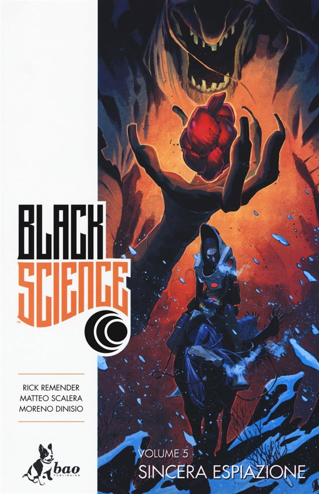 scaricare in linea Black science. Vol. 5 pdf