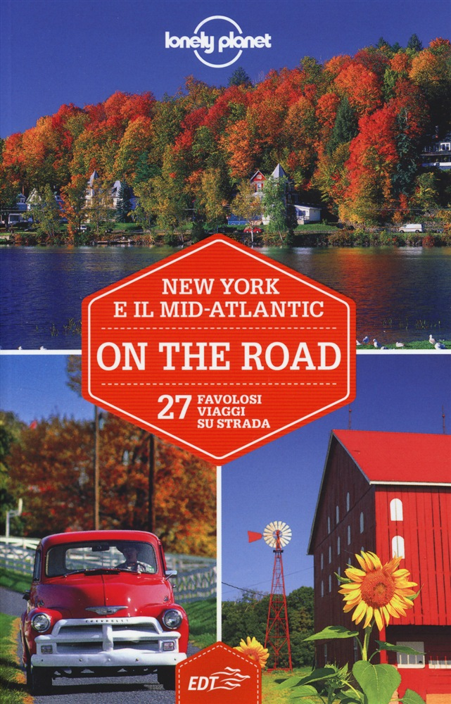 scarica o leggi New York e il Mid-Atlantic. On the road pdf ebook