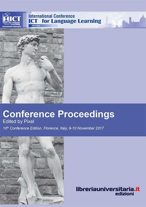 scaricare Conference proceedings. ICT for language learning. 10th Conference edition (Firenze, 9-10 novembre 2017) epub pdf
