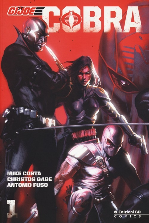 scarica o leggi in linea Cobra. G.I. Joe Vol. 1 pdf, epub ebook