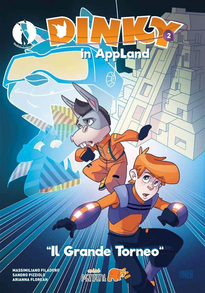 scaricare Dinky in AppLand 2 epub pdf