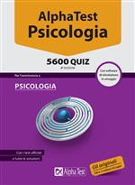 Alpha Test. Psicologia 5600 quiz. Con software di simulazione