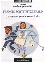 Il diamante grosso come il Ritz letto da Elio Germano. Audiolibro. CD Audio