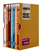 HBR's 10 Must Reads Boxed Set with Bonus Emotional Intelligence (7 Books) (HBR's 10 Must Reads)