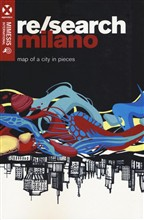 Re/search Milano. Map oh a city in pieces